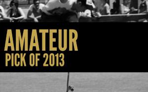 Pick of 2013 - Amateur