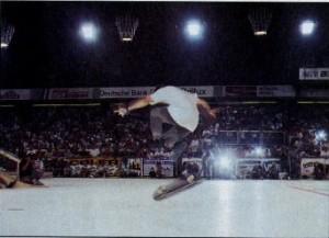 Munster Mastership 1990 - Rodney Mullen freestyle skateboarding