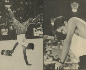 Munster Mastership 1988 - Freestyle Skateboarding