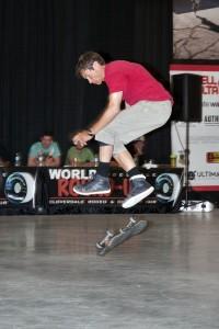 Gunter Mokulys - World Round Up 2014