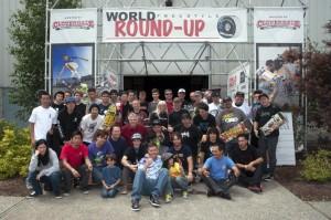 World Round Up Group Photo