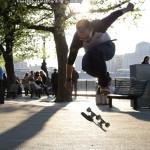 Broken Fingers - Freestyle Skateboard Magazine - Issue 2