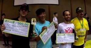 Campeonato Brasileiro De Freestyle Skate 2015