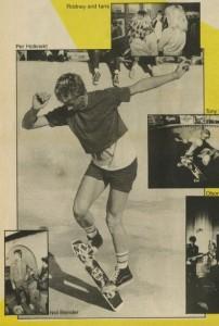 Skate City Whittier Christmas Classic 1982 Per Holknekt