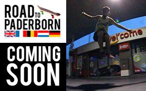 Road to Paderborn - Coming Soon