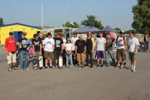 Freestyle Skateboarding World Championships NASS