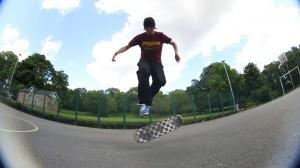 Alex Foster - 360 Railflip