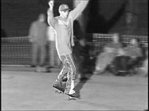 Kevin Harris Freestyle Skateboarding World Championships 2000