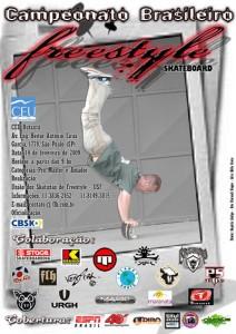 1 Etapa Brasileiro de Freestyle 2009