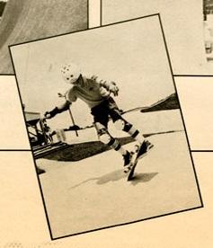 Kona/Variflex Freestyle Skateboard Contest 1981 - Rob Rodrigues
