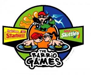 Barrio Games 2001 - skateboarding contest