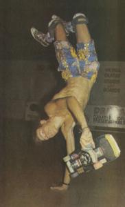 European Championships 1986
