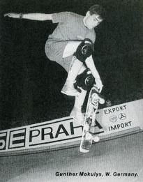 Euroskate Prague 1988