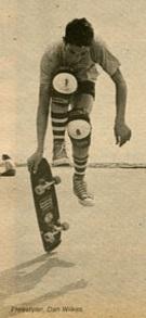 Galveston Skateboard Contest #1 1981