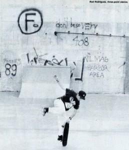 NSA Amateur Finals 1989 - Freestyle Skateboarding