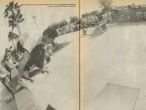 Skate for Peace for Peace Sake 1985