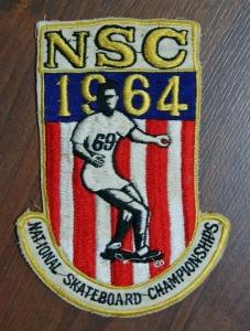 Skateboard National Championships 1964