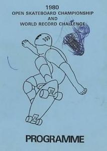 English Skateboard Association Open Championships 1980