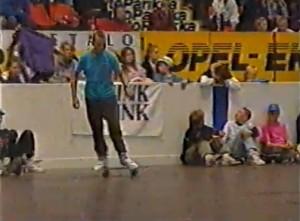 Finnish Skateboard Championships 1990