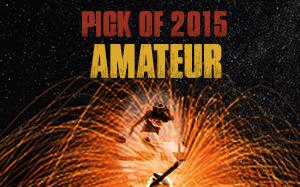 Pick of 2015 - Amateur Freestyle Skateboarding
