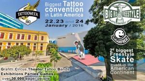Big Rio Freestyle Contest 2016