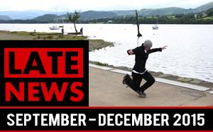 LateNews - Freestyle skateboarding news