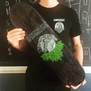 Moonshine Freestyle Skateboard