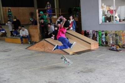 Wai Wai Skateboard Contest 2015