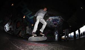 Freestyle Skateboarding at South Bank - Alexander Rademaker