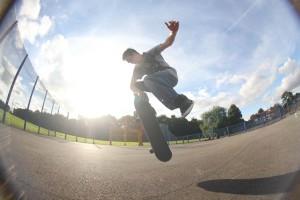 Reece Archibald - freestyle skateboarding